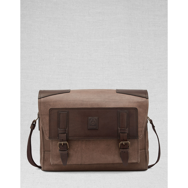 Cheap Belstaff Men ASH CITYMASTERESSENGER BAG Online