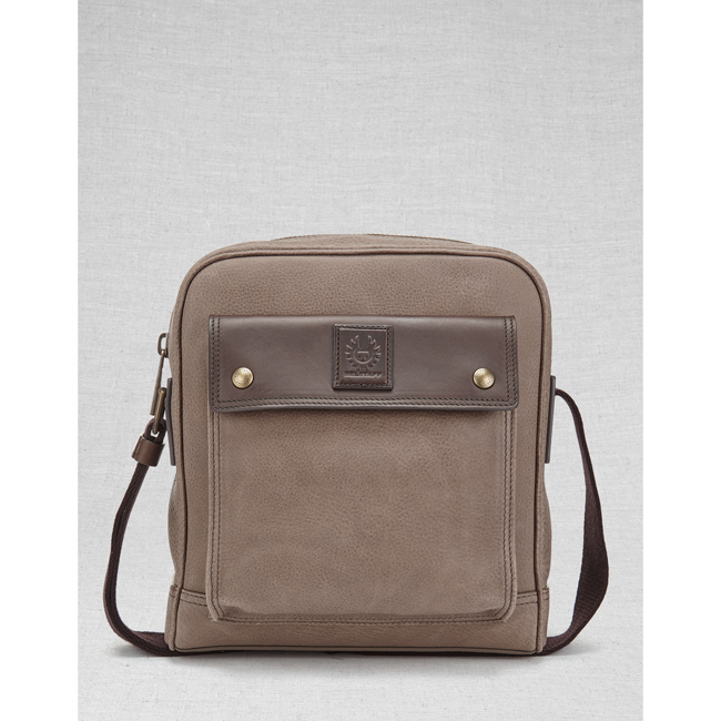 Cheap Belstaff Men  ASH CITYMASTER CROSSBODY BAG Online