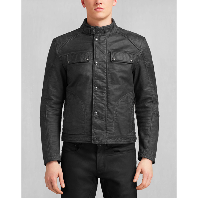 Cheap Belstaff Men BURNISHED BROWN GLEN VINE BLOUSON Online