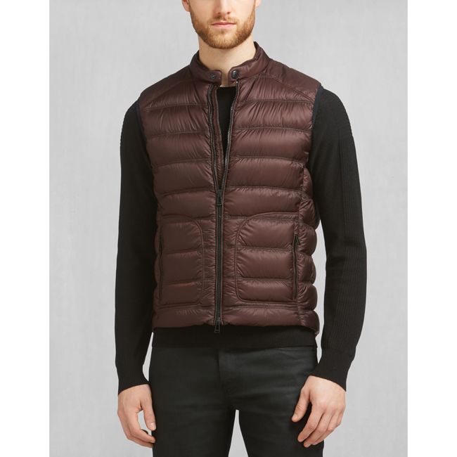 Cheap Belstaff Men PORT HARBURY VEST Online