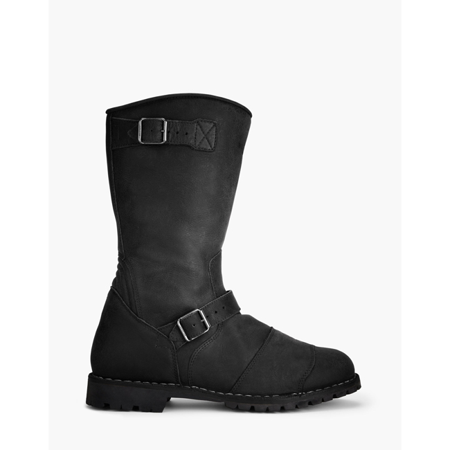 Cheap Belstaff Men  BLACK ENDURANCE BOOT Online
