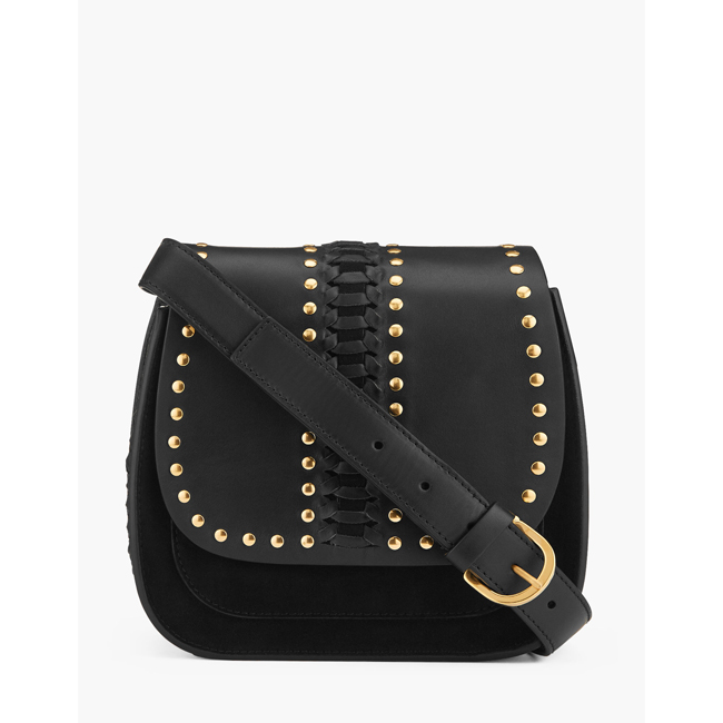 Cheap Belstaff Women BLACK LIV TYLER ALETA BAG Online
