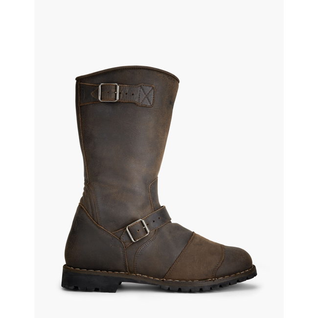 Cheap Belstaff Men BLACK/BROWN ENDURANCE BOOT Online