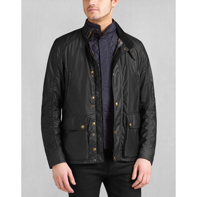 Cheap Belstaff Men DARK NAVY TOURMASTER JACKET Online