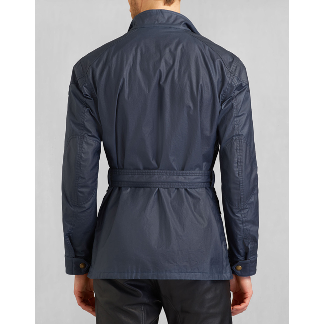 Cheap Belstaff Men NAVY BLUE THE ROADMASTER JACKET Online