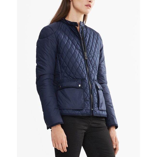 Cheap Belstaff Women BRIGHT INDIGO RANDALL 2.0 JACKET Online