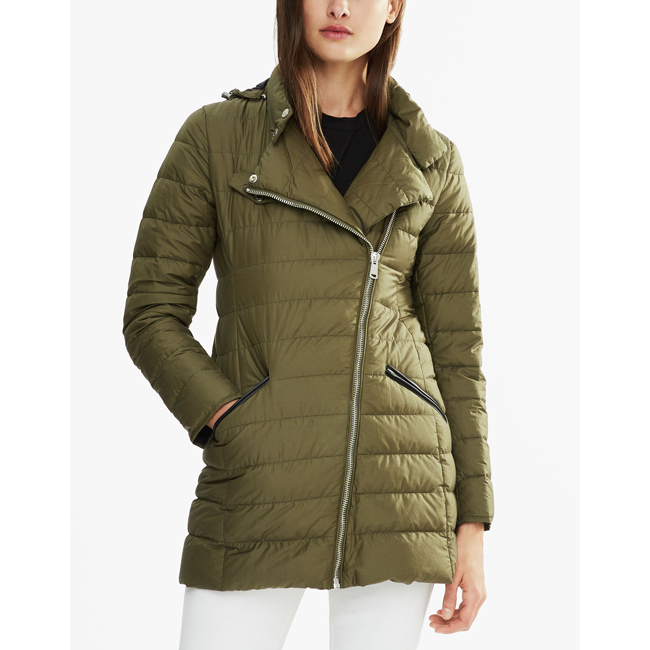Cheap Belstaff Women SAGE GREEN FRAMLINGHAM DOWN COAT Online